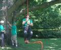 2014 New York State Tree Climbing Championship