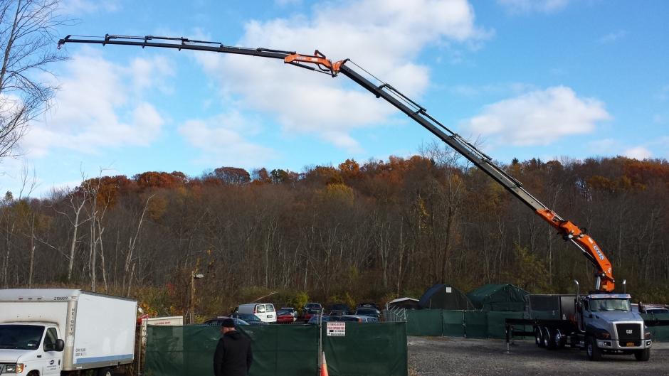Professional Crane Service